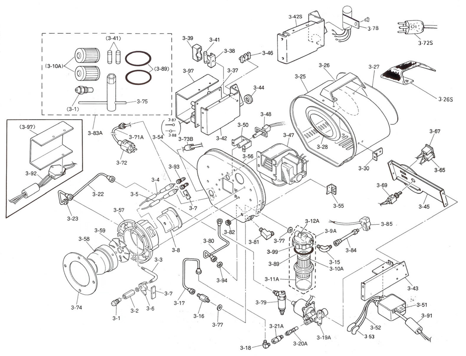 2003 nissan frontier engine diagram